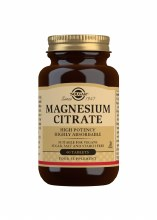 Solgar Magnesium Citrate (60 Tablets)