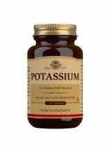 Solgar Potassium (100 Tablets)