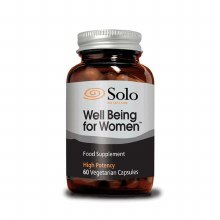 Solo Well Being For Women 60 Vegetarian  Capsules