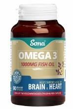 Sona Omega-3 90 Capsules