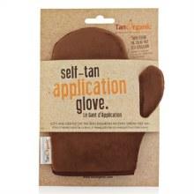 Tan Organic Application Glove