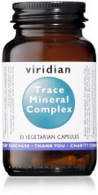 Viridian Trace Mineral Complex 30 Vegetarian Capsules