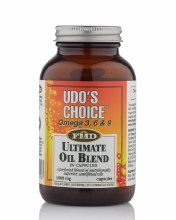 Udo's Ultimate Oil Blend 60's
