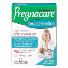 Vitabiotics Pregnacare Breast-Feeding 84 Tablets