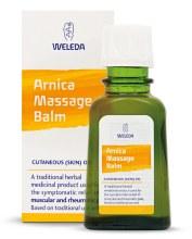 Weleda Massage Balm with Arnica 100ml