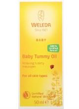 WL Baby Tummy Oil 50ml