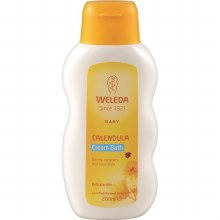 WL Calendula Baby Creamy Bath