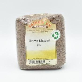 Linseed Brown 500g