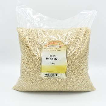 Short Brown Rice 2500g
