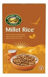 Natures Path Millet Rice 4's