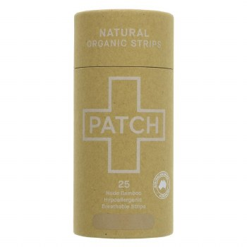 Patch Biodeg Plasters Natural