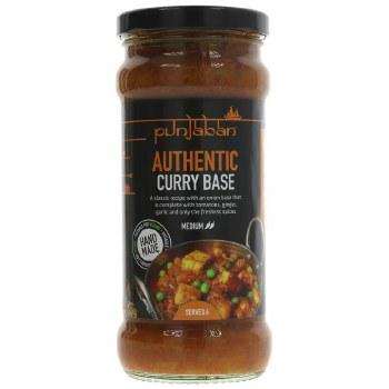 Punjaban Medium Curry Base