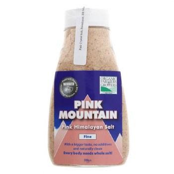 Himalayan Pink Fine Salt