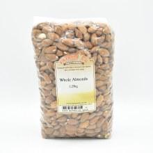 Almonds Whole 1250g