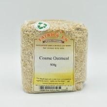 Coarse Oatmeal 500g
