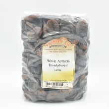 Apricots Unsulphured 1250g