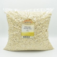 Porridge Oats Org 2500g
