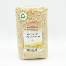 Long Brown Rice Org 1000g