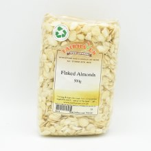 Almonds Flaked 500g