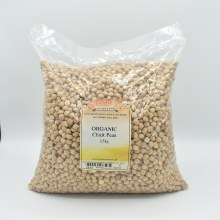 Chickpeas Dry Org 2500g