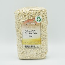 Porridge Oats Org 500g