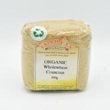Couscous Wholewheat Org 500g