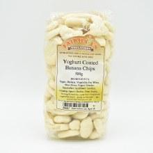 YoghurtCoated BananaChips 500g