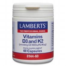 Vitamins D3 1000iu and K2 90g