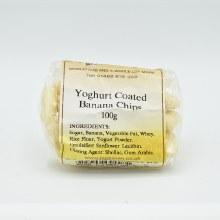 YoghurtCoated BananaChips 100g