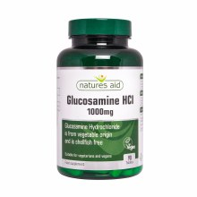 Natures Aid Glucosamine HCl 1000mg (Vegan)
