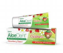 Aloe Dent Childrens Strawberry