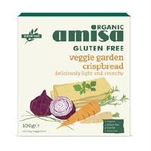 Amisa Veggie Garden Crispbread