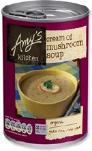 Amys Kitchen Mushroom Soup