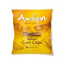 Amaizin Natural Corn Chips