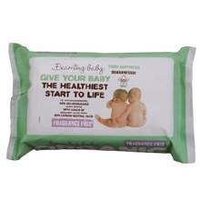 Beamin Baby Fragrnce Free Wipe