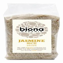 Biona Org Jasmine Brown Rice