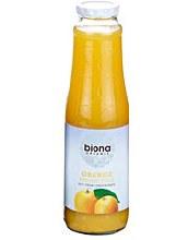 Biona Og Orange Juice
