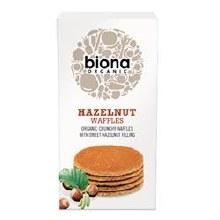Biona Hazelnut Syrup Waffles