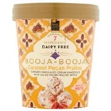 Caramel Pecan Praline Ice Crm