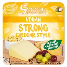 Bute Island Strong Cheddar