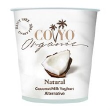 Coyo Natural Coconut Yog 125g