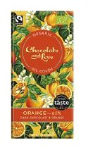 Choc % Love Orange 65%