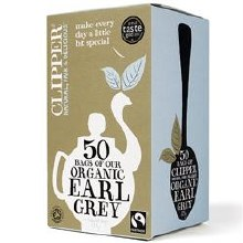 Clipper Organic Earl Grey Bags
