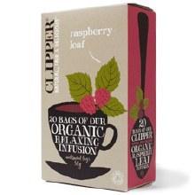 Clipper Raspberry Leaf Teabags