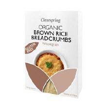 Clearspring Brwn Rice B/crumbs