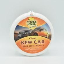 Solid Air Freshener - New Car