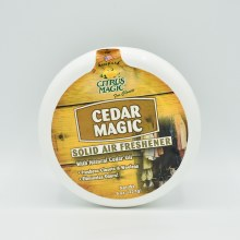Solid Air Freshener - Cedar