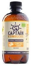 Captain Kombucha Ginger Lemon