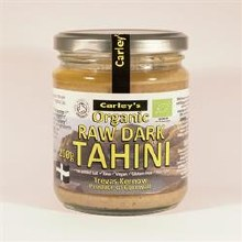 Org Raw Dark Tahini