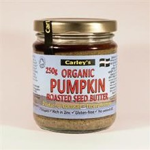 Carley's Og Pumpkinseed Butter